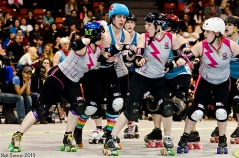 Toronto defeated Second Wind on Saturday before falling to Windy City on Sunday. (Photo by Neil Gunner)