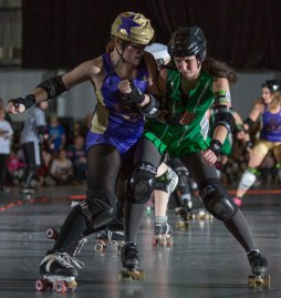 La Racaille won MTLRD's preseason round robin tournament and could lead a Montreal return to power at the Beast. (Recap photography by Sean Murphy)