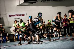 Philly handled Montreal with surprising ease in a June showdown at ECDX (Photo by Joe Mac)
